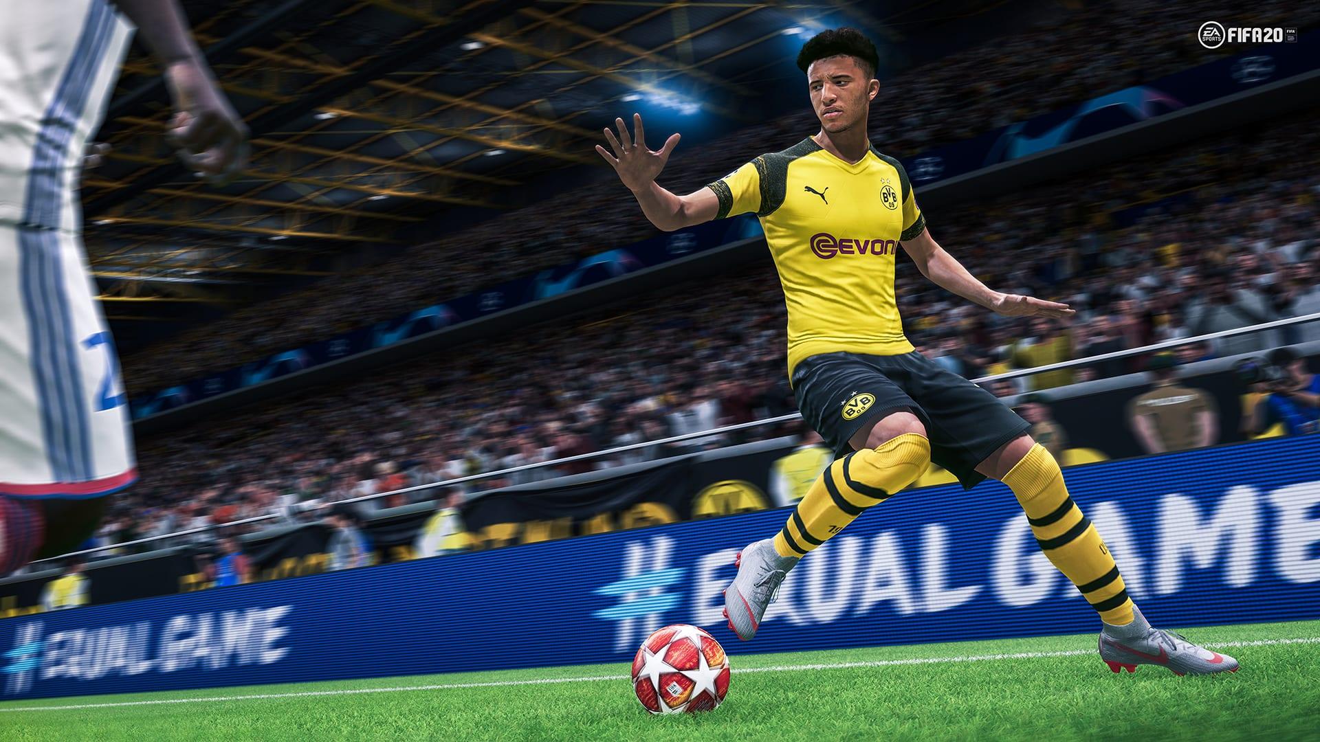Fifa 20 Demo update