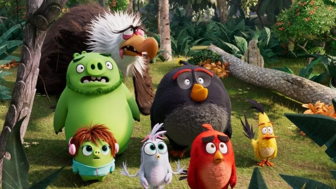 The Angry Birds Movie 2 Cast