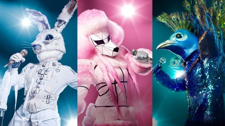 The Masked Singer season 2 Contestants