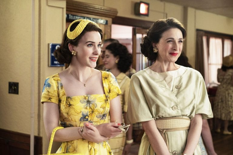 The Marvelous Mrs. Maisel Season 3 cast