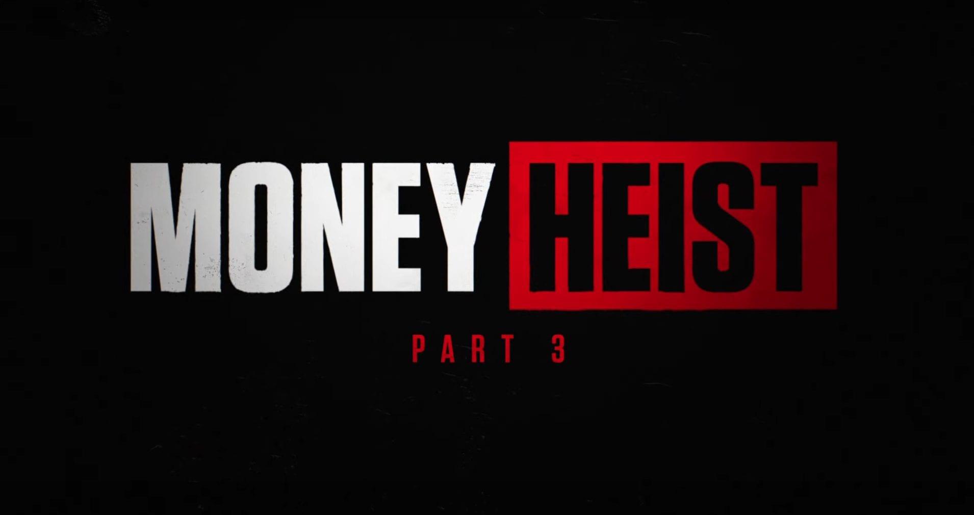 Index of Money Heist / La Casa de Papel Season 3 With