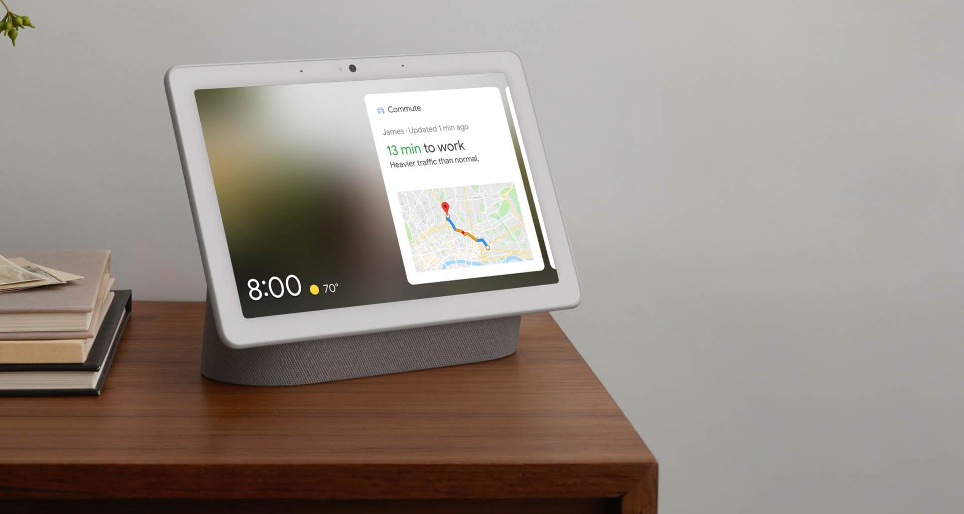 Google Nest Hub Max update