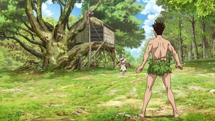 Dr. Stone Episode 2 watch online