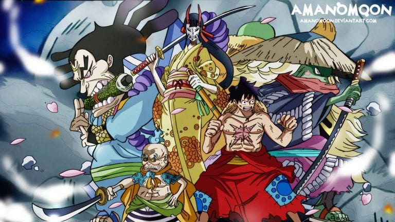 One Piece Manga Chapter 949 Release Date