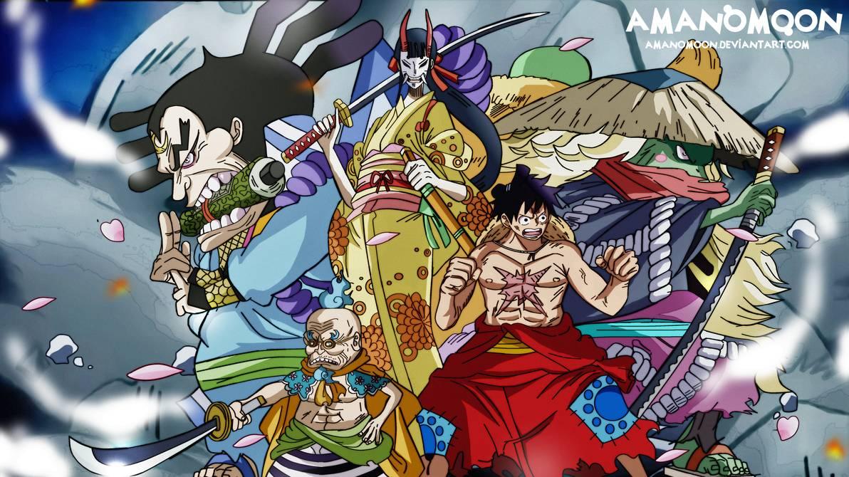 One Piece Manga Chapter 949 update
