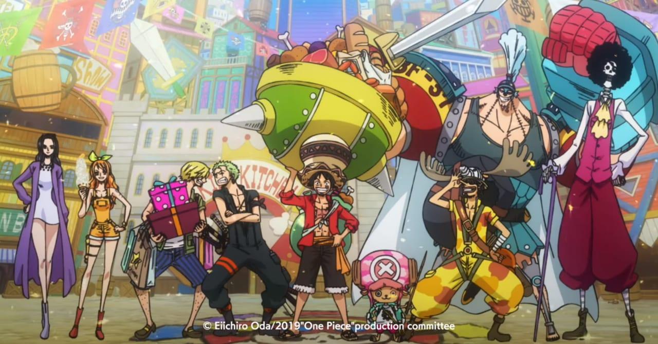 One Piece Stampede U.S update