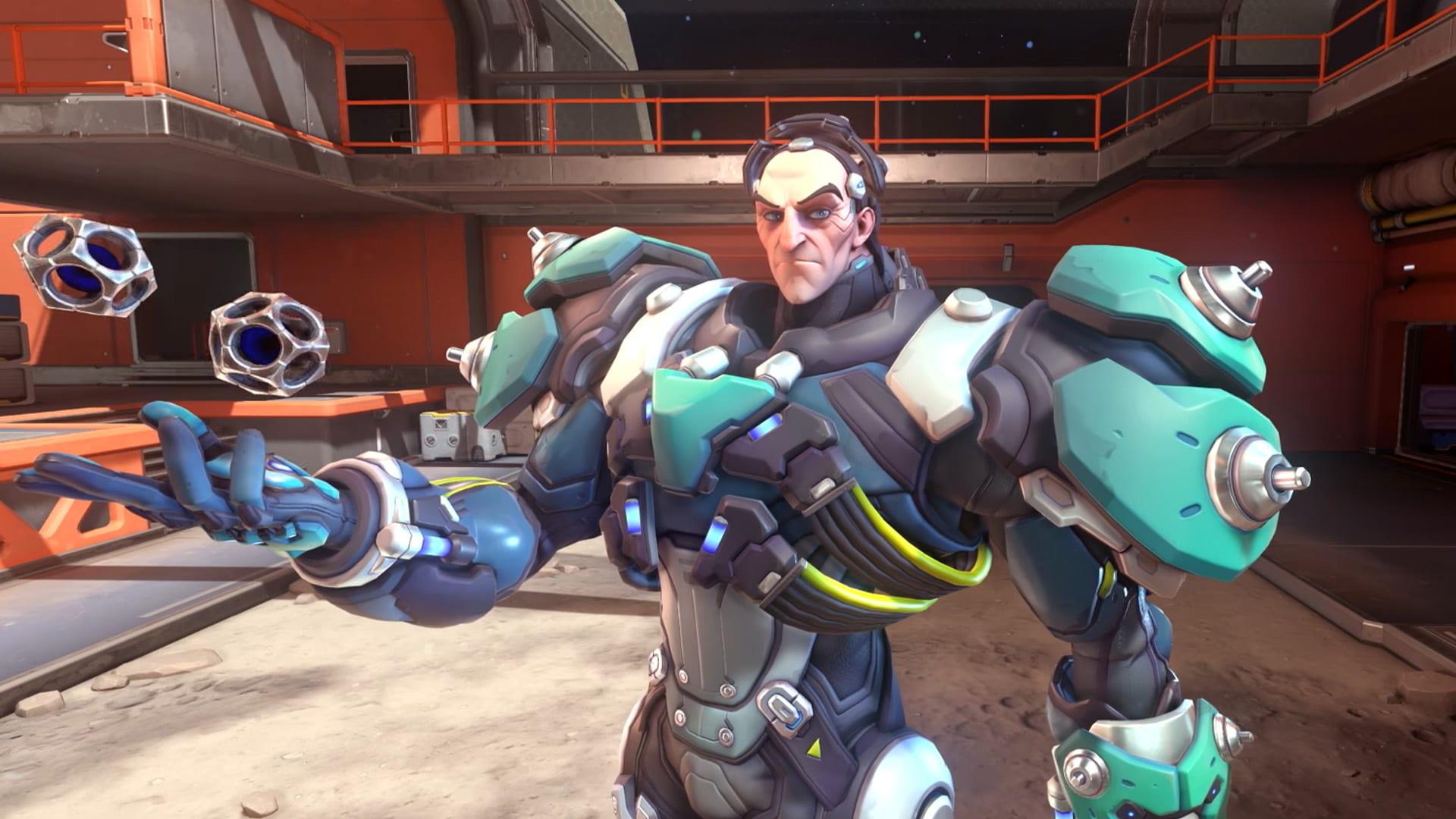 Overwatch New Hero Sigma
