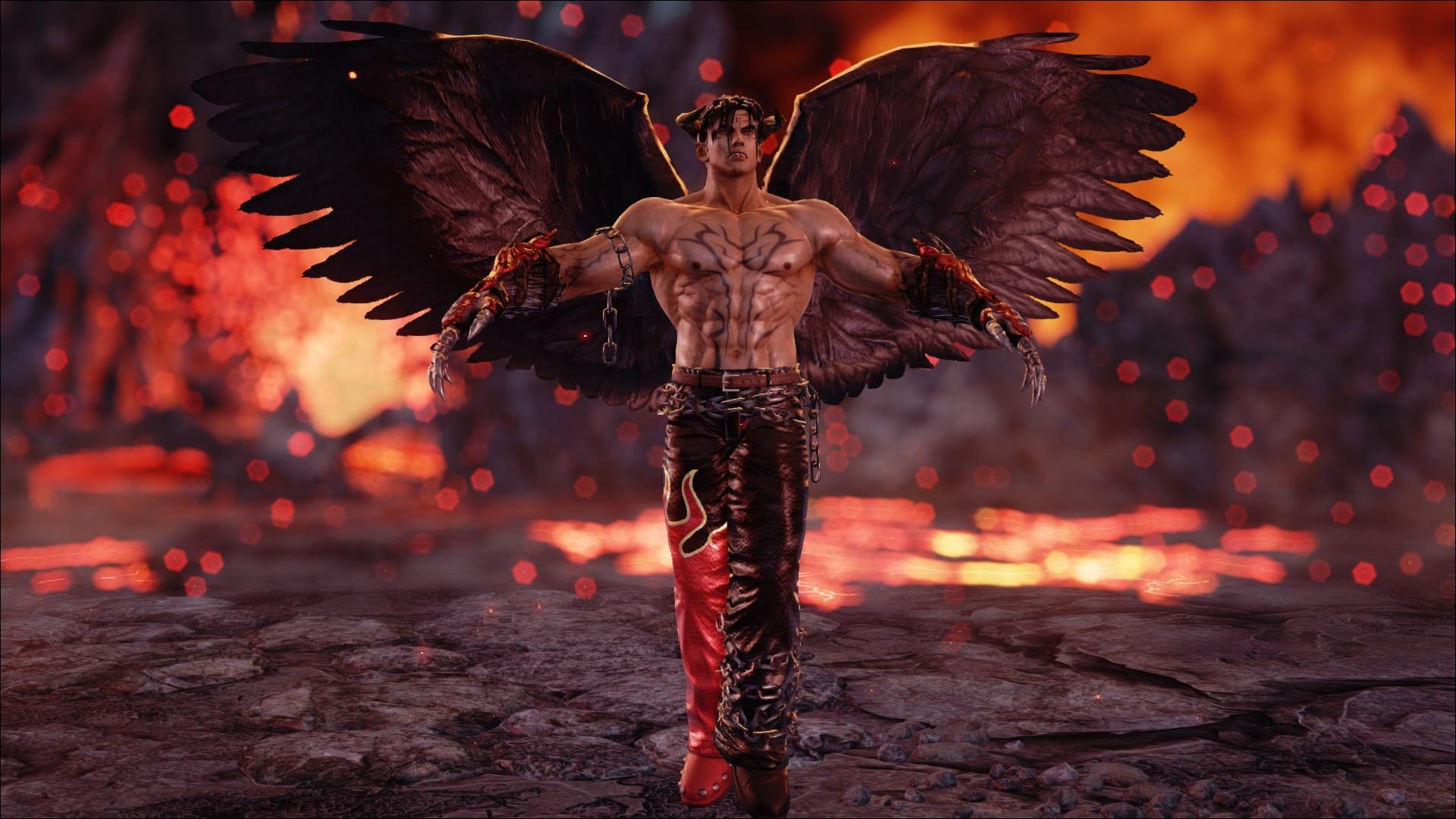 Tekken 8 update