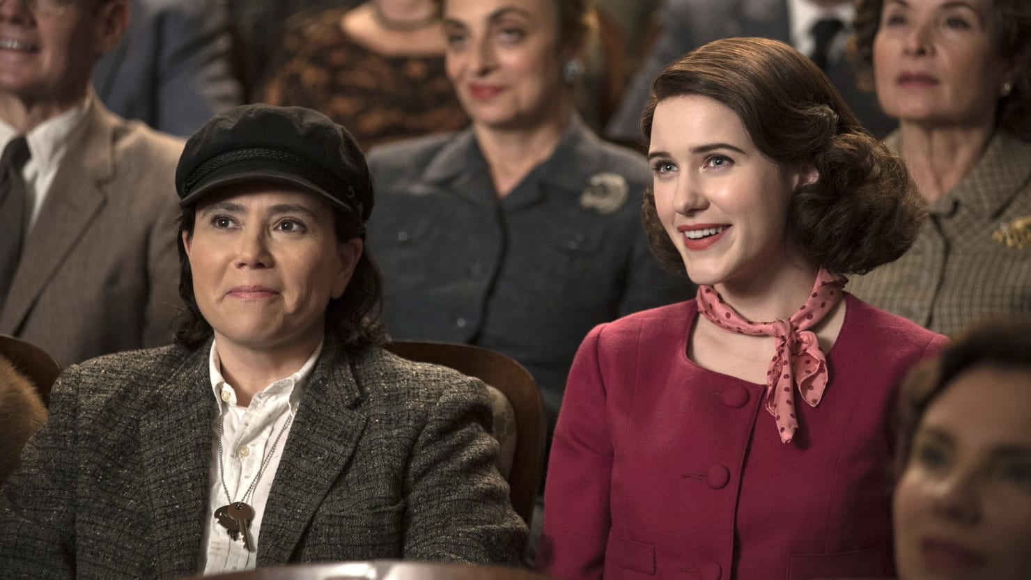 The Marvelous Mrs. Maisel Season 3 update