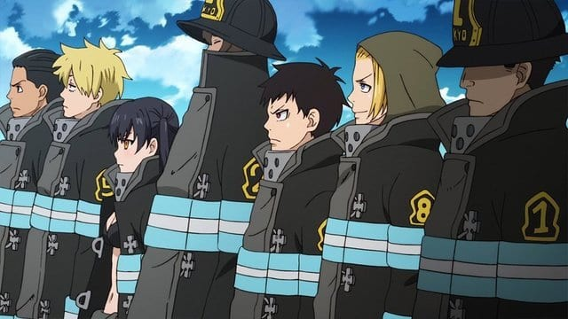 Fire Force Episode 18 Watch Online
