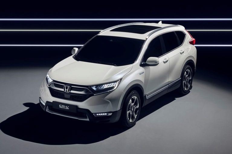 2020 Honda CR-V release date