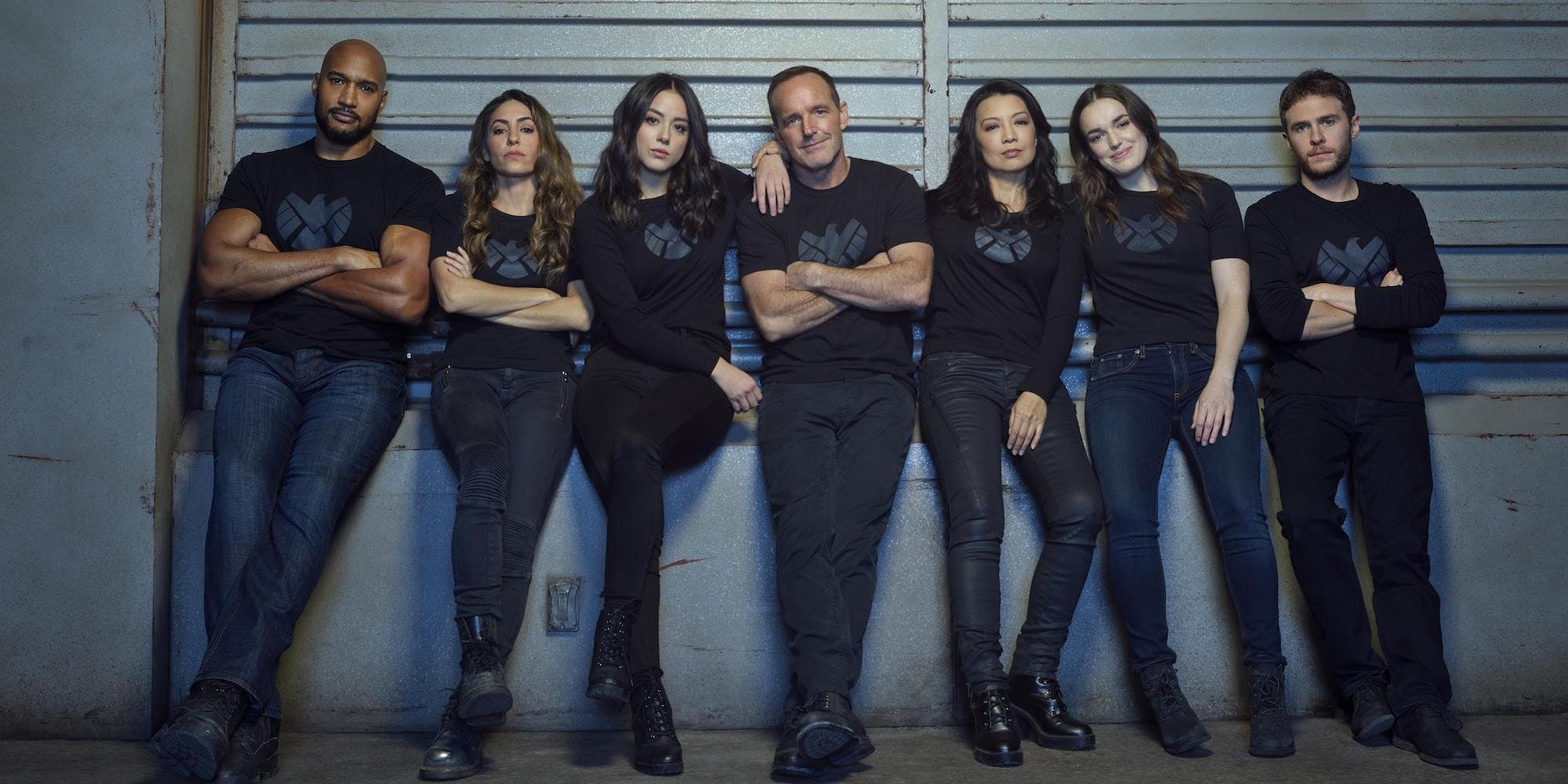 Agents of Shield Agents of Shield