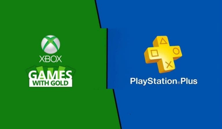 Free PS Plus and XBOX Gold Games