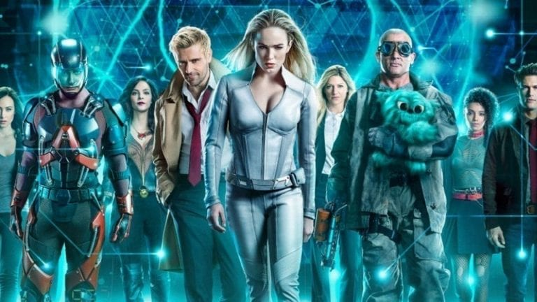 Legends of Tomorrow Season 5