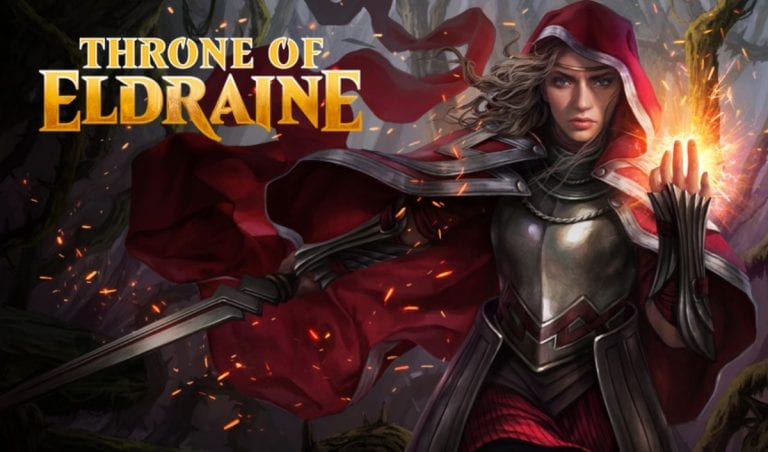 Magic: The Gathering's Throne of Eldraine