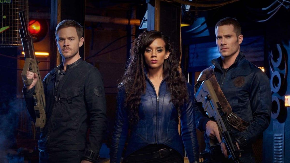 Index of Killjoys Season 5 With Episode Titles, Streaming