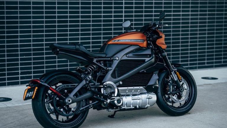 2020 Harley-Davidson LiveWire release date