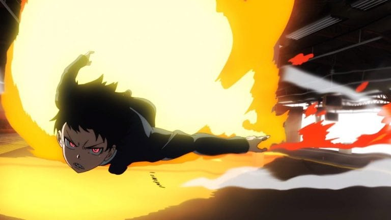 Fire Force Episode 4 online