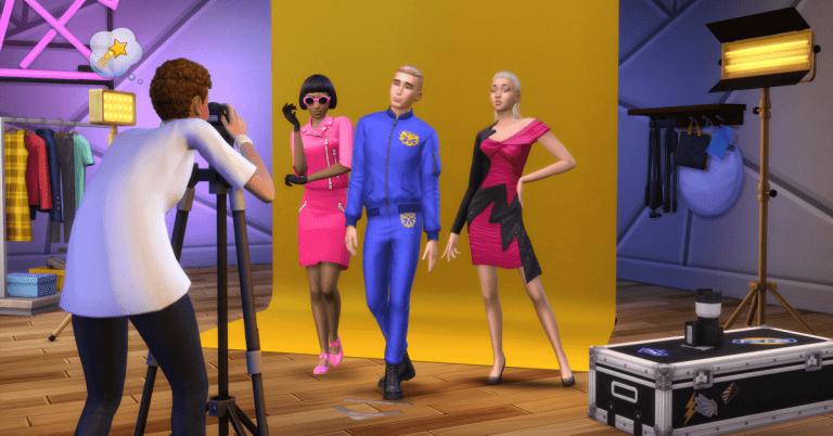Sims 4: Moschino Stuff Pack