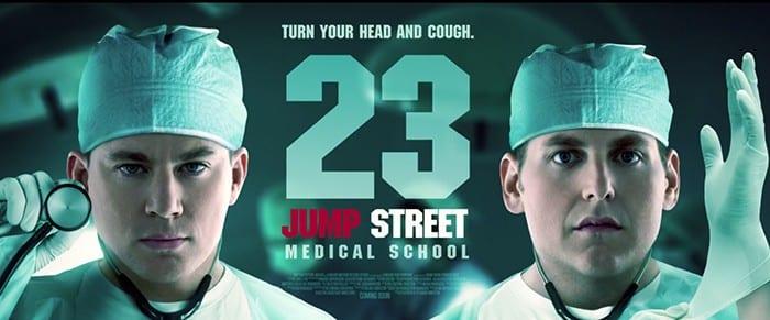 23 Jump Street Cast