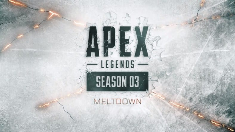 Apex Legends season 3 update