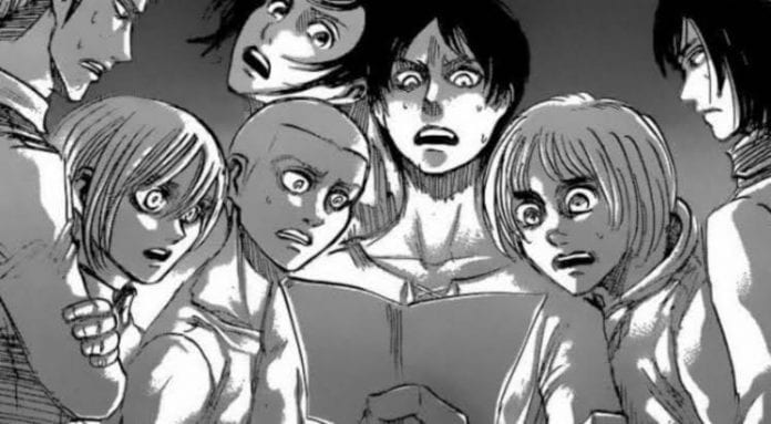 Attack on Titan Manga: Chapter 122 Release Date Confirmed ...