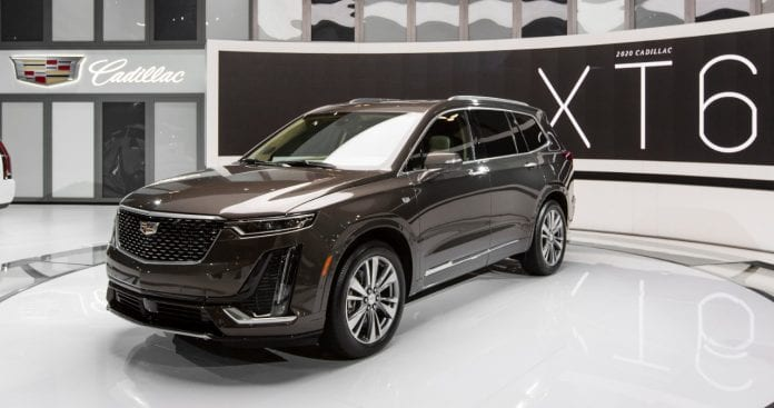 2020 cadillac xt6: release date, features, price, photos