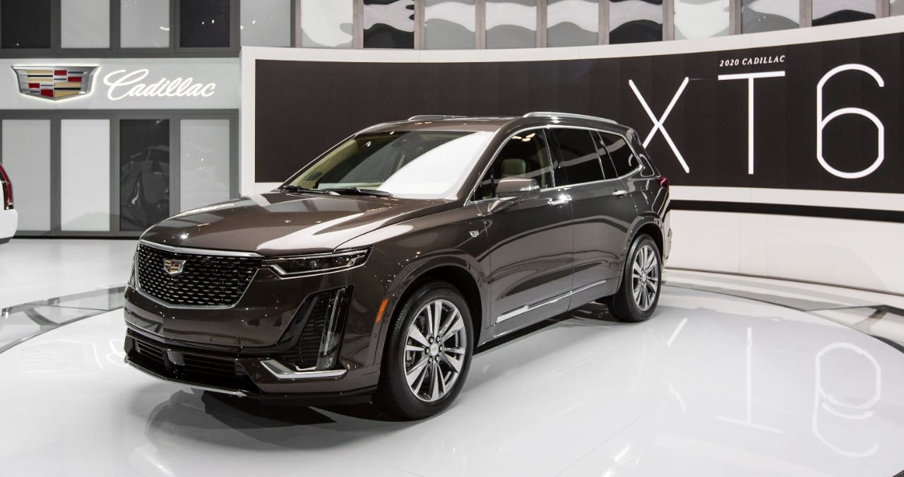2020 Cadillac Xt6 Release Date Features Price Photos