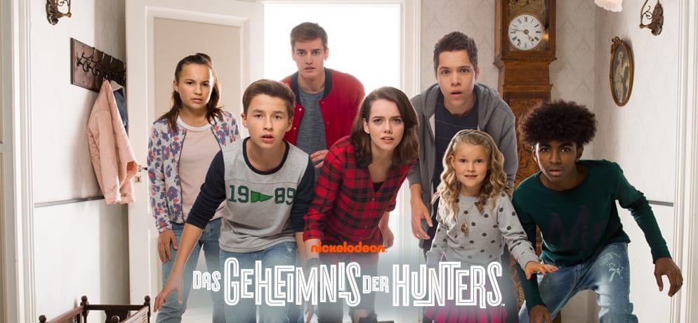 Hunter Street Season 4 Cast
