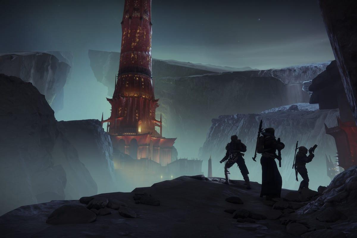 Destiny 2 Shadowkeep Releasing