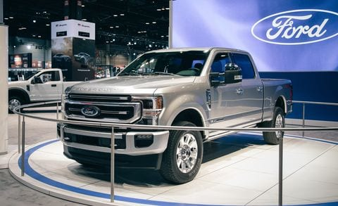 The 2020 Ford Super Duty 6.7L Power Stroke F250: to cost ...