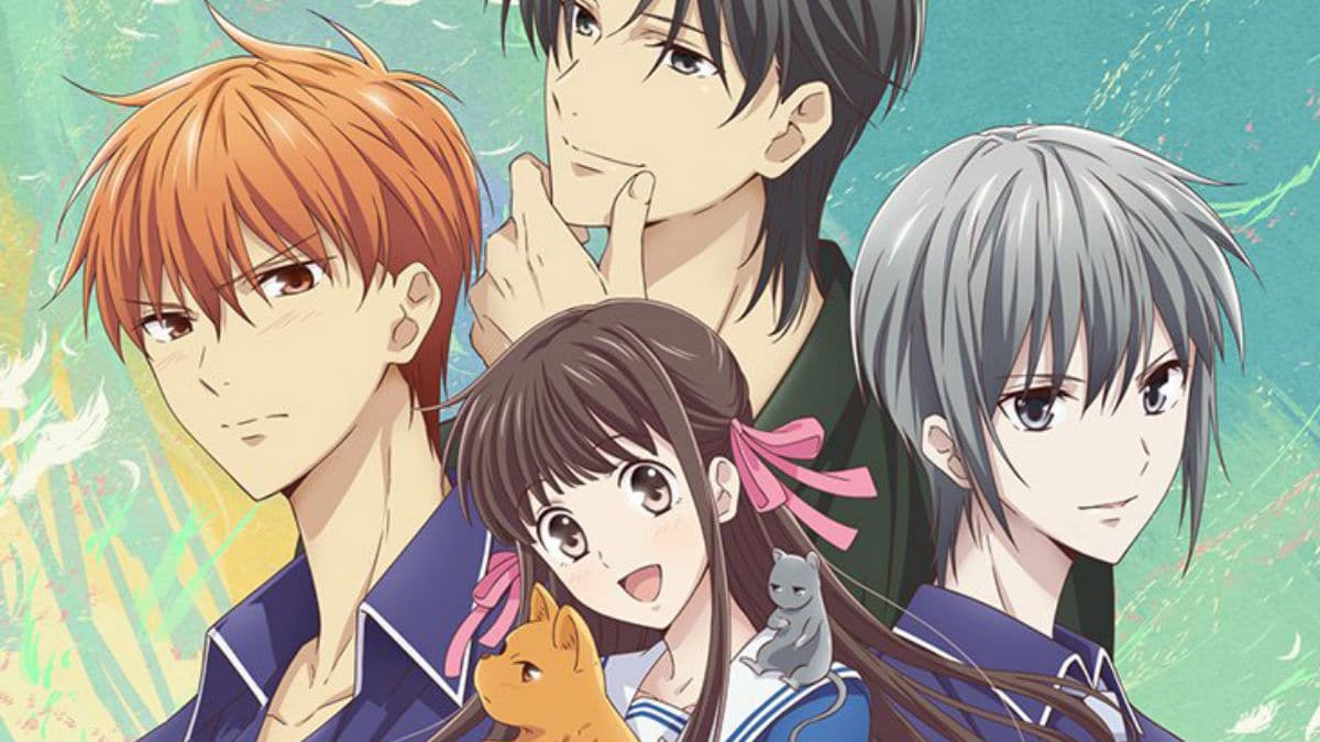 Best 2020 Anime.Fruits Basket Season 2 Announced Release Date Spoilers And