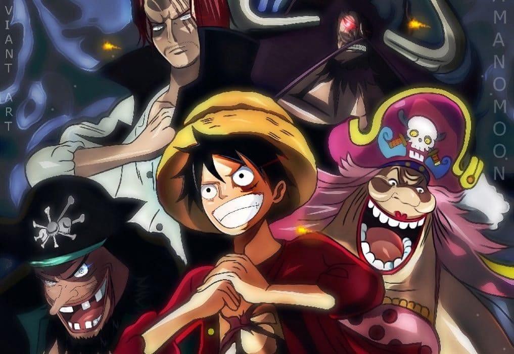 One Piece 958