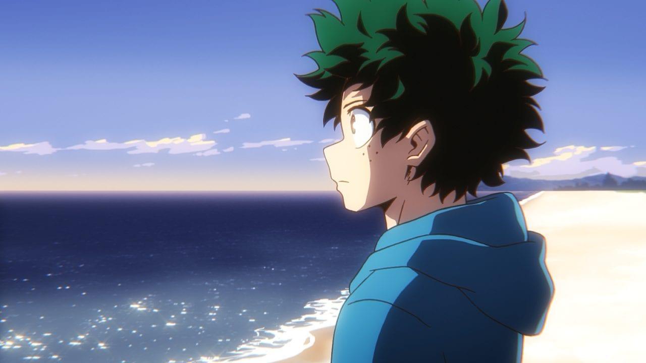 My Hero Academia Season 4 Episode 1 update