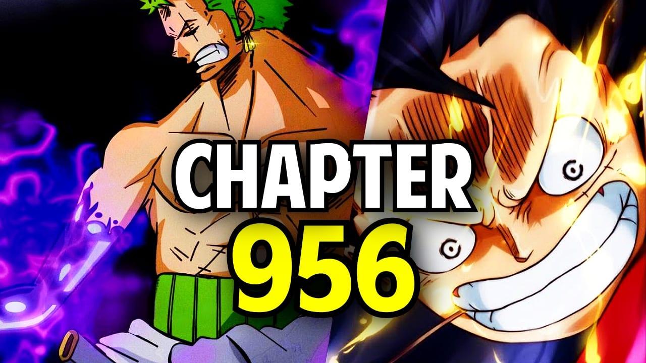 One Piece Chapter 956 Spoilers And update