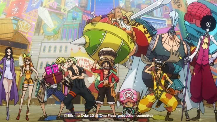 One Piece Stampede Online Stream Release Date