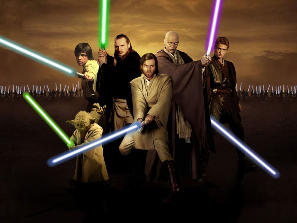 Star Wars Jedi: The Fallen Jedi