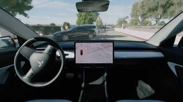 Tesla V10 Update