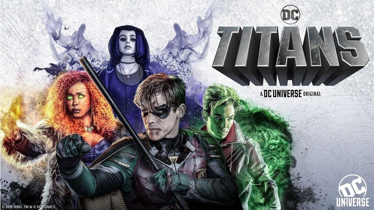 Index of DC's Titans Season 2