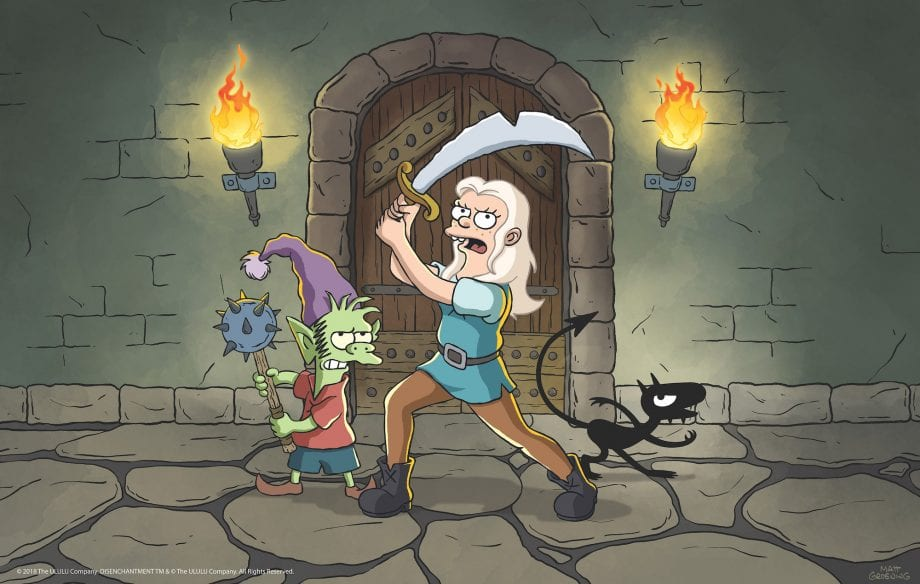 Disenchantment Season 3 update