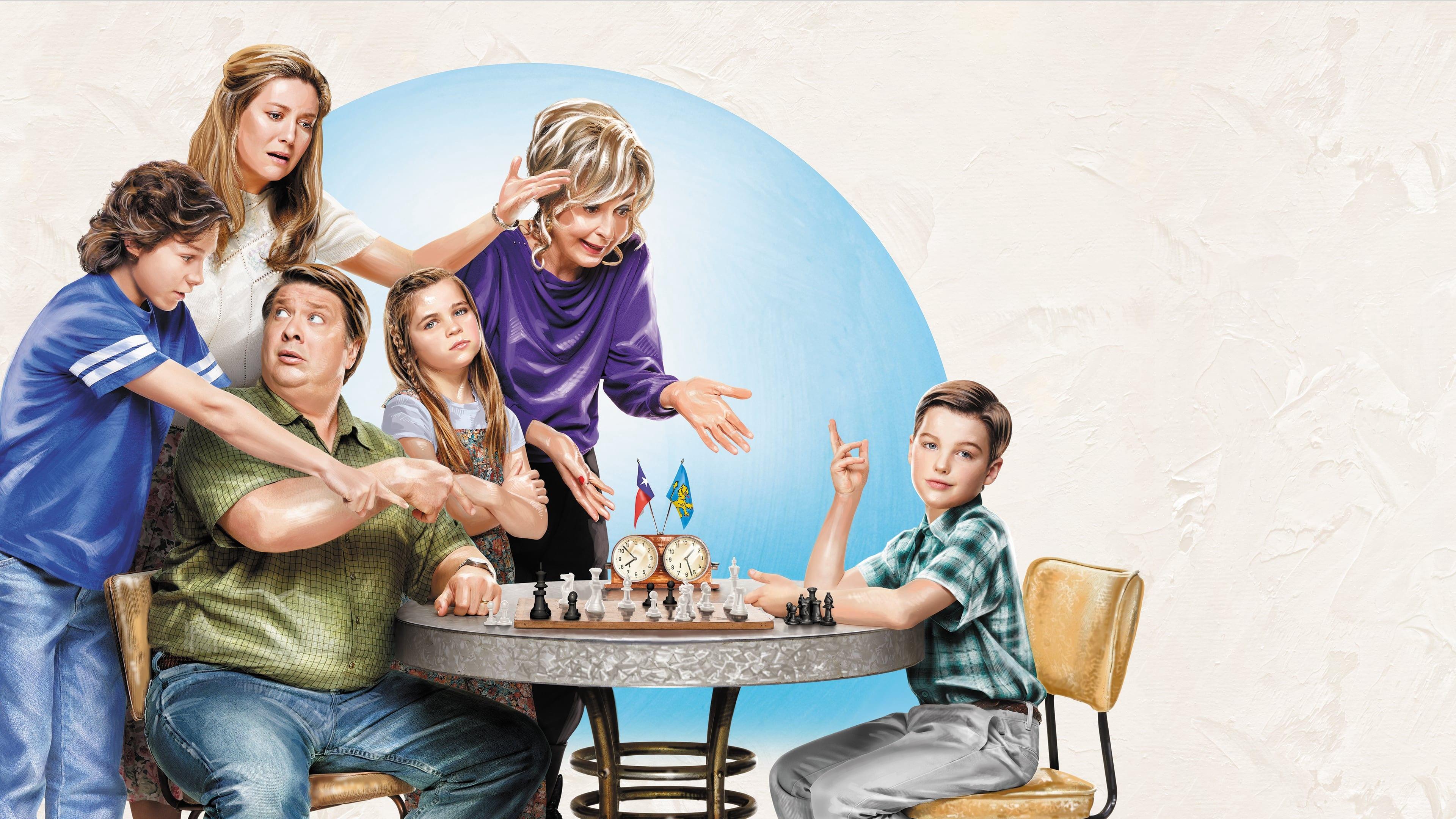 Young Sheldon Season 3 update it 8
