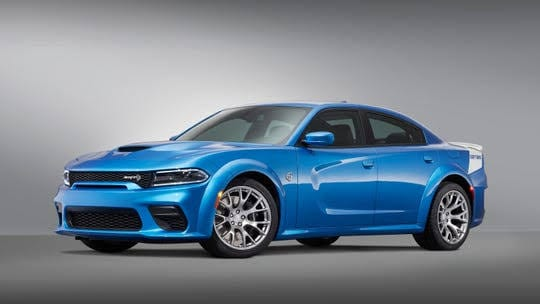 Dodge 2020 Lineup
