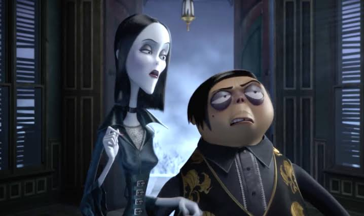 The Addams Family update