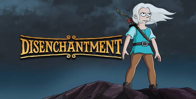 Disenchantment update
