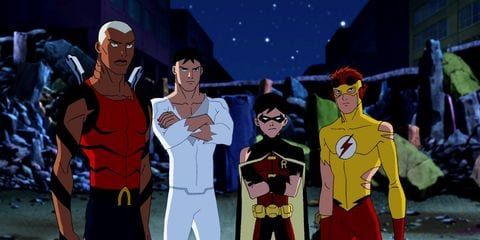 Young Justice Season 4 update