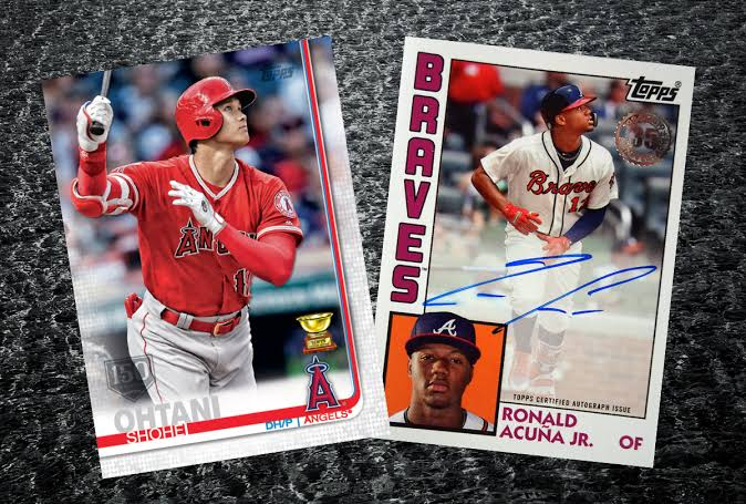 2019 Baseball Cards Pack Details