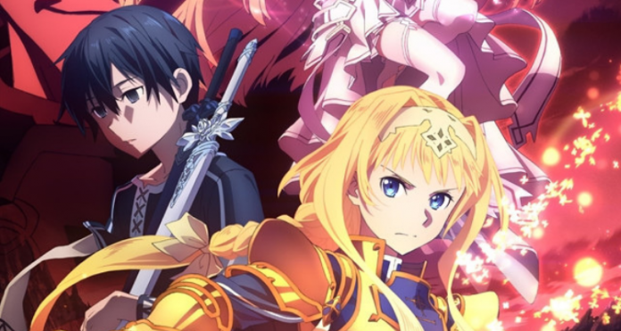 Sword Art Online Alicization War of Underworld Episode 2 Watch Online