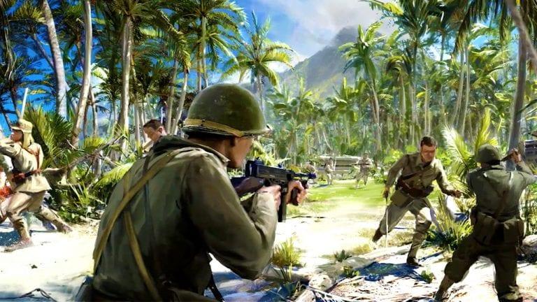 Battlefield 5 paciPacific Update