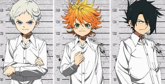 The Promised Neverland Chapter 156 Release Date