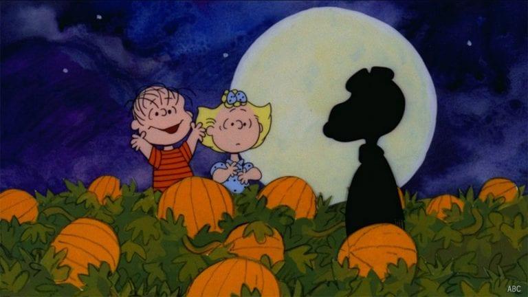 The Great Pumpkin Charlie Brown